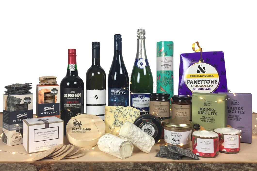 Ultimate Christmas Gourmet Food Gift Hamper