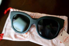 Load image into Gallery viewer, Gigi Matte Black Sunnies