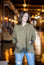 Load image into Gallery viewer, Mackenzie Olive Pullover