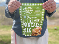 Butternut Mountain Organic Pancake Mix