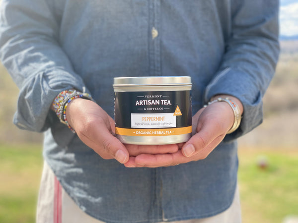 Vermont Artisan Mint Tea