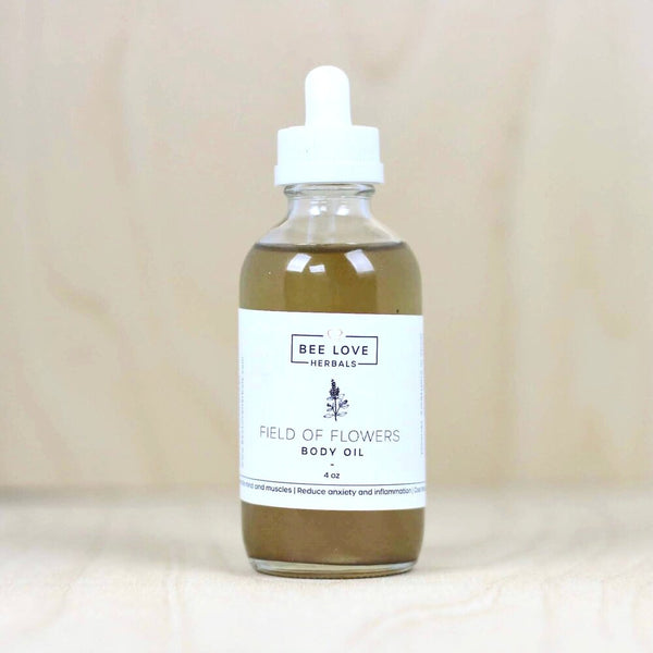 Field of Flowers Herbal Body Oil