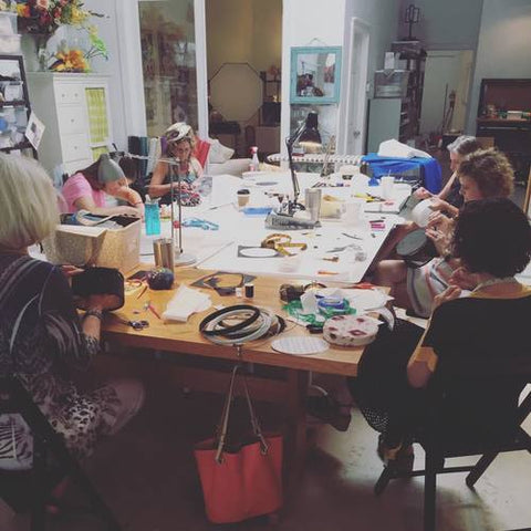 Millinery Hat Making Classes