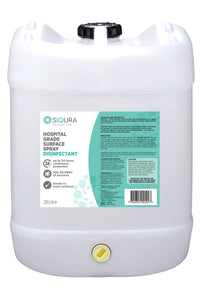 SIQURA Hospital Grade Surface Disinfectant 20 Litres