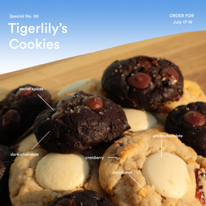 Tigerlily's Cookies