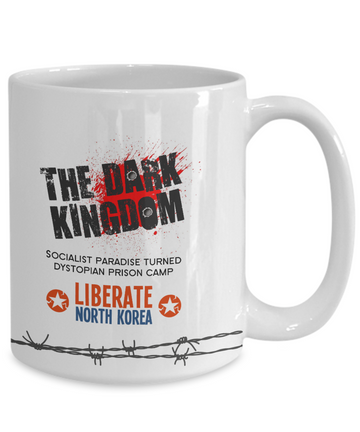 The Dark Kingdom - Liberate North Korea