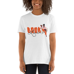 Book Lovers Short-Sleeve Unisex T-Shirt