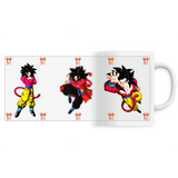 Mug 360 Dragon Ball Z Goku SSJ 4