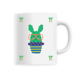 Mug Cactus Lunettes Orange | Majesty Mug