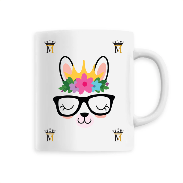 Mug Lama Geek | Majesty Mug