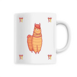 Mug Lama Rose & Orange | Majesty Mug