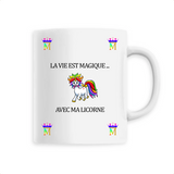 Mug Licorne Citation