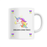 Mug Licorne Couleurs Multiples