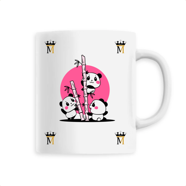 Mug Panda Cute | Majesty Mug