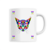 Mug Chat Multicolor Plus