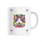 Mug Chat Multicolor