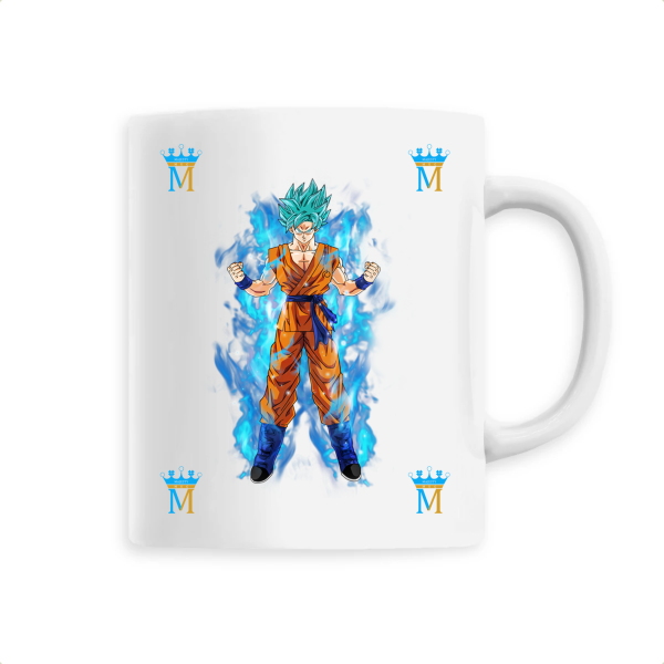 Mug Dragon Ball Z Bleu | Majesty Mug