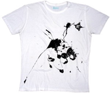 "Example of an ""artistic"" t-shirt design"