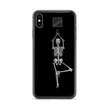 Load image into Gallery viewer, iPhone Case - Skeleton Yoga Vikasana