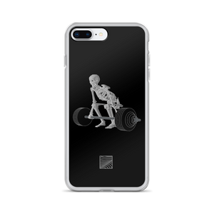 iPhone Case - Skeleton Deadlift
