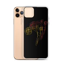 Load image into Gallery viewer, iPhone Case - Distressed Bass Clef
