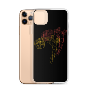 iPhone Case - Distressed Bass Clef