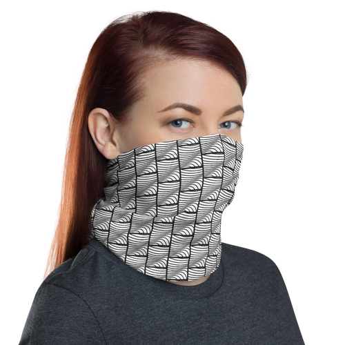 Multipurpose Neck Gaiter - Small Logo
