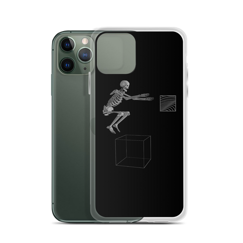 iPhone Case - Skeleton Box Jump