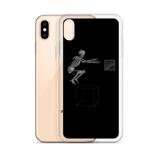 Load image into Gallery viewer, iPhone Case - Skeleton Box Jump