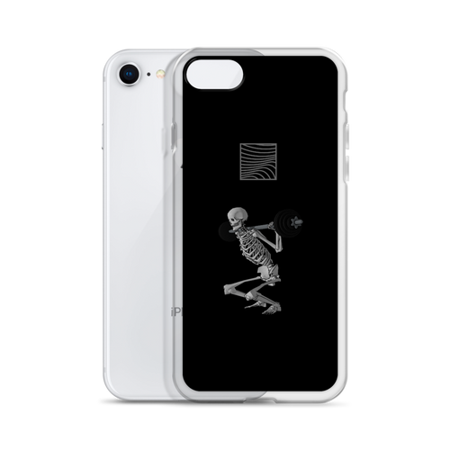 iPhone Case - Skeleton Squat