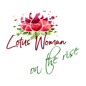 Lotus Woman On the Rise
