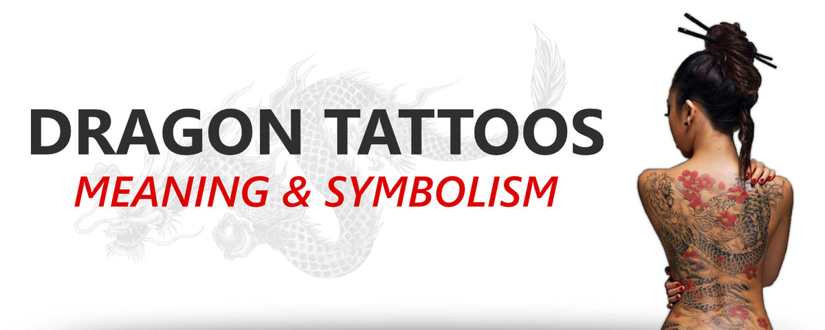 The Meaning Of Dragon Tattoos The Dragon Shop If the teardrop is just an outline, it can symbolize an attempted murder. the dragon shop
