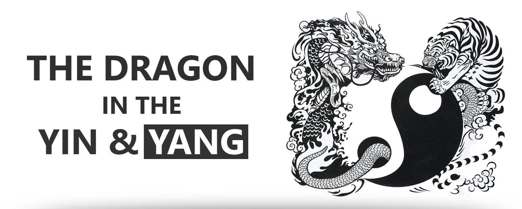 The Dragon in the Yin & Yang