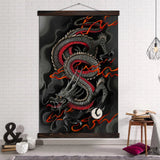 Asian Dragon Wall Art