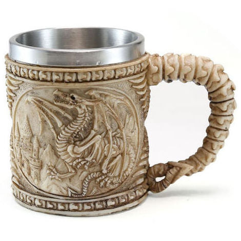Badass Dragon Mug