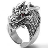Big Dragon Head Ring