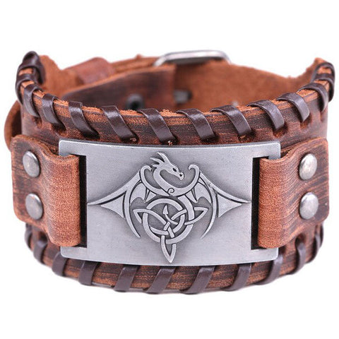 Celtic Dragon Bracelet
