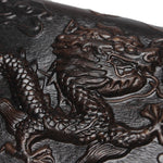 Chinese Dragon Embossed Wallet