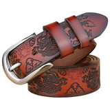 Chinese Dragon Belt