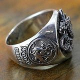Chinese Zodiac Dragon Ring