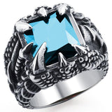 Dragon Claw Ring (Steel)