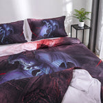 Black Dragon Bedding
