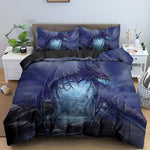 Gothic Dragon Bedding