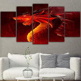 Dragon Head Wall Art