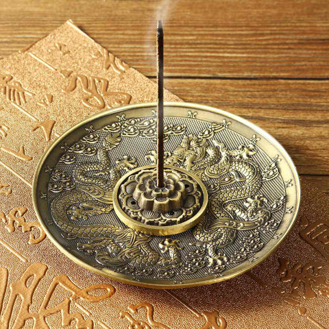 Dragon Incense Holder