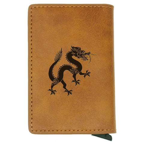 Dragon Logo Wallet