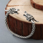Dragon Bracelet inspired by Norse legends