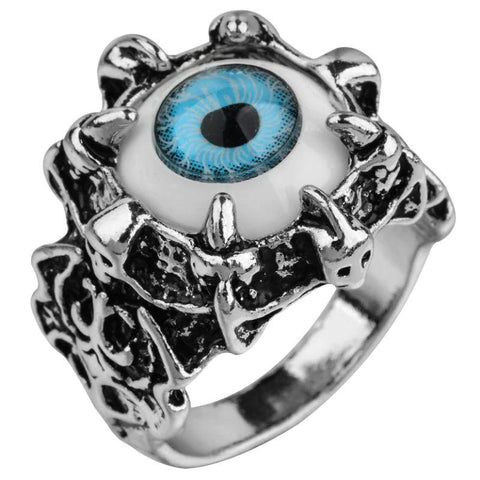 Dragon Claw Eye Ring