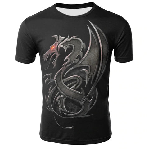 Dragon Design T-Shirt