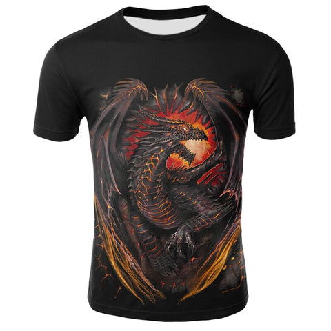 Dragon From Hell T-Shirt